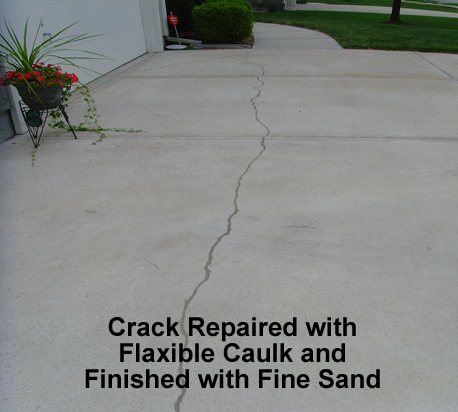Cracked concrete patio solutions home design ideas and pictures control crack joints allow cracking in a controlled area as the slab settles with time solutioingenieria Image collections