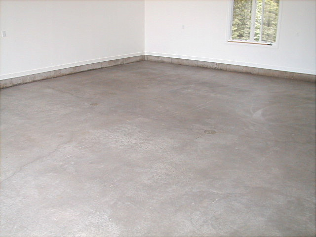 Garage floor concrete sealer concentrate salt defense for How to clean sealed concrete floors
